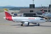 Самолет Iberia // Юрий Плохотниченко