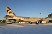 Самолет Etihad Airways // Юрий Плохотниченко