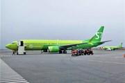 "Boeing 737 MAX 8 и Embraer 170 ""Сибири"" (S7 Airlines) // aviablogger.com"