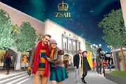 60 бутиков предложит Zsar Outlet Village. // zsar.fi