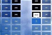 """Схема выбора мест в Airbus A320 """"Аэрофлота"""" // aeroflot.ru"""