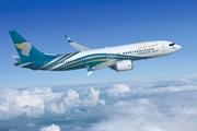 Самолет Oman Air // Юрий Плохотниченко