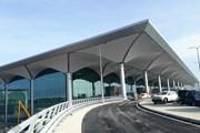 Достройка нового аэропорта Стамбула продолжается // Юрий Плохотниченко