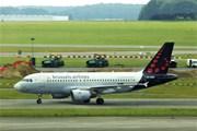 Самолет Brussels Airlines // Юрий Плохотниченко