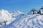 В Красной Поляне - много снега. // skisport.ru