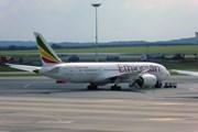 Самолет Ethiopian Airlines // Юрий Плохотниченко