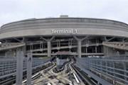 Терминал 1 аэропорта Roissy - Charles de Gaulle // Юрий Плохотниченко