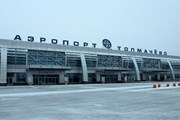 Аэропорт Новосибирска // Юрий Плохотниченко