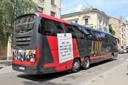 Автобус Lux Express // Юрий Плохотниченко