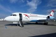 Самолет Austrian Airlines // Юрий Плохотниченко