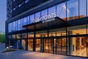 Первый в Польше Four Points by Sheraton распахнул двери для постояльцев. // marriott.com