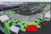 Вид будущего такси-терминала // lawa.org