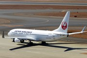JAL начала продажу билетов линии Токио - Владивосток