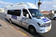 Бесплатный субботний автобус в Тель-Авиве // Юрий Плохотниченко