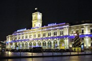 """РЖД сделали скидку на """"Невский экспресс"""" // Юрий Плохотниченко"""