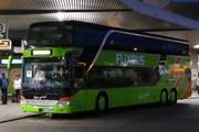 Автобус Flixbus // Юрий Плохотниченко