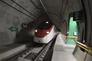 Тоннель Ченери // alptransit.ch