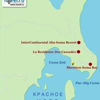 Карта Сома-Бей
