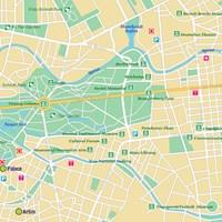 Карта Берлина