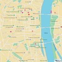 Карта Кёльна