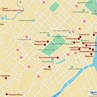 Карта Хошимина