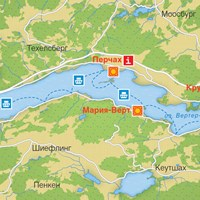 Карта Вертер-Зе