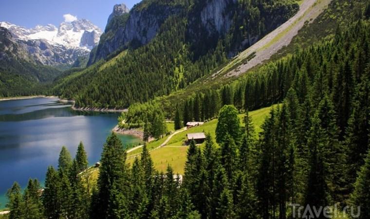 фото природы австрии